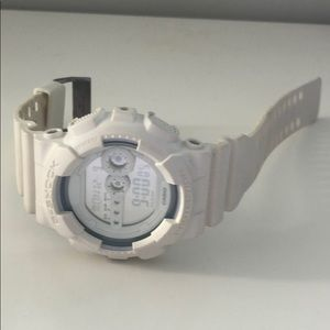G-Shock White Watch